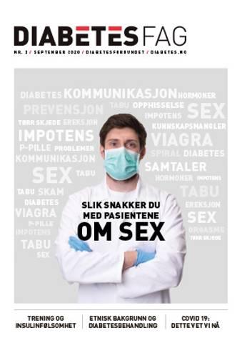 Bilde av Diabetesfag. Tidsskrift for helsepersonell